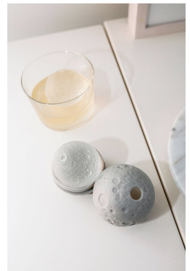 Ice Ball Moon Mold