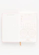 Load image into Gallery viewer, Blush Pink Faces Journal - Tigertree