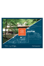 Load image into Gallery viewer, Double Sided Fallingwater Puzzle - Tigertree