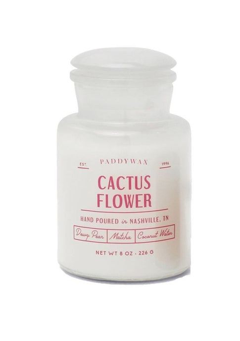 Farmhouse Candle Cactus Flower - Tigertree