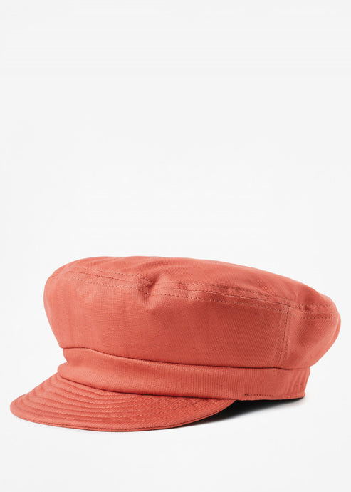 Fiddler Cap - Brick Red - Tigertree