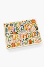 Load image into Gallery viewer, Fiesta Happy Birthday - Tigertree