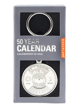 Load image into Gallery viewer, 50 Year Keyring - Tigertree