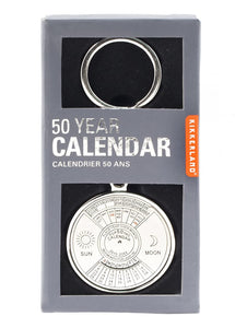 50 Year Keyring - Tigertree