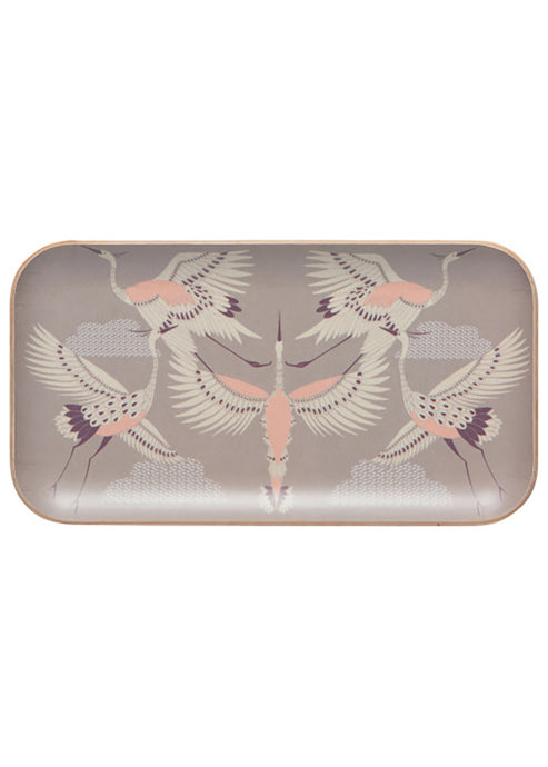 Flight Of Fancy Small Tray - Tigertree