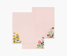 Load image into Gallery viewer, Botanical Social Stationery Set - Tigertree