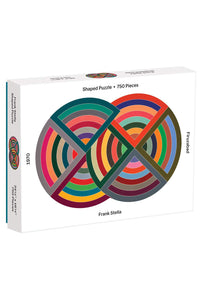 Frank Stella 750 Piece Shaped Puzzle - Tigertree