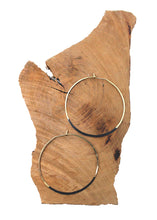 Load image into Gallery viewer, Mired Metal Circle Earrings - Tigertree