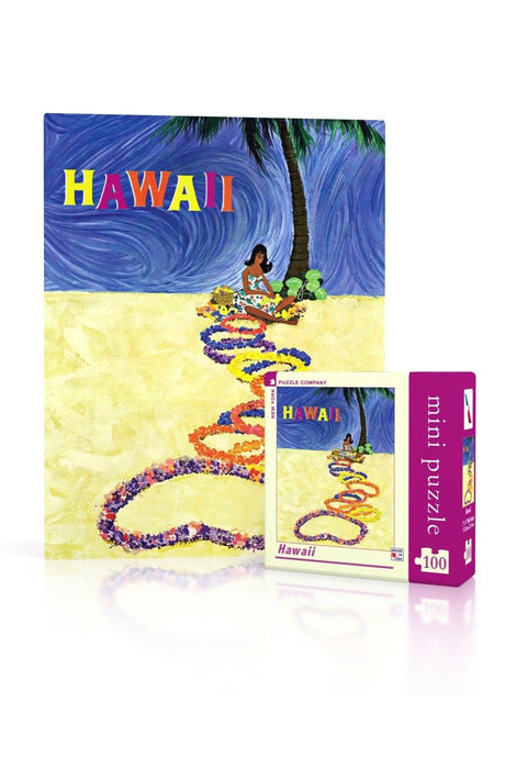 Hawaii Mini Puzzle - Tigertree