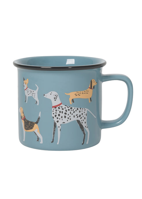 Heritage Dog Days Mug - Tigertree