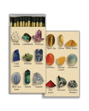 Load image into Gallery viewer, Crystal Specimens Matches - Tigertree