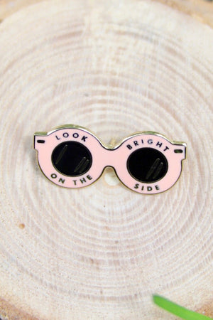 rifle sunglasses pin