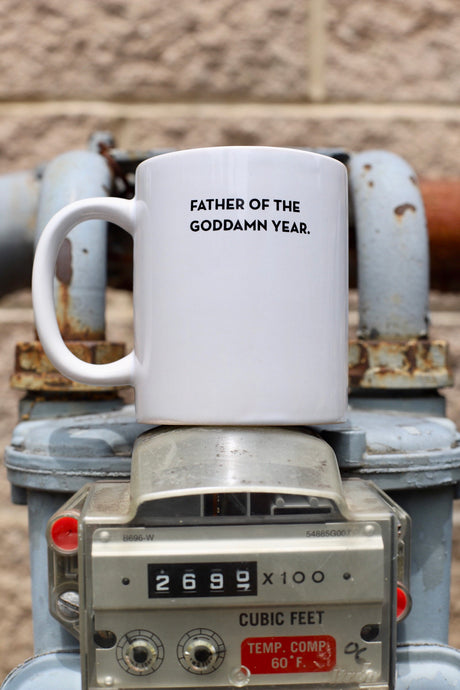 Father of the Year Mug - Tigertree