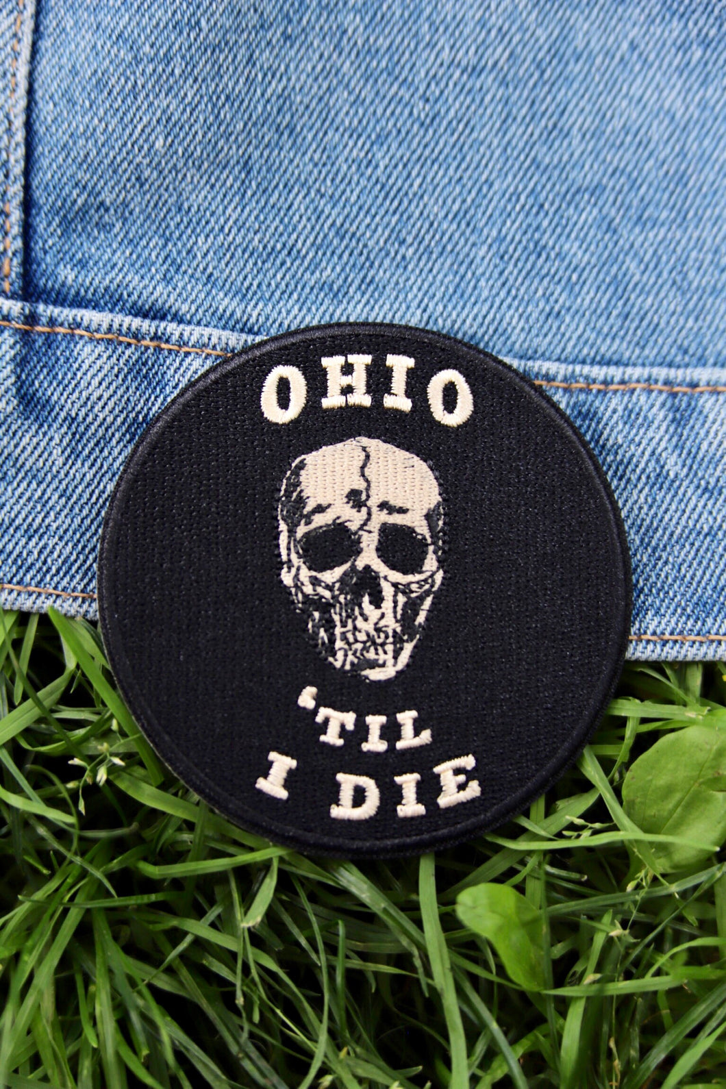 Ohio 'Til I Die Patch - Tigertree