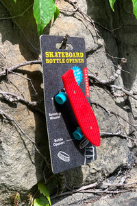 Skateboard Bottle Opener - Tigertree
