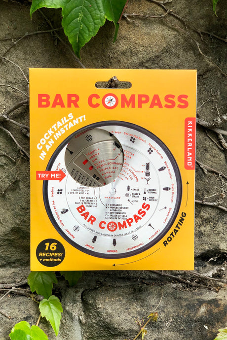 Bar Compass - Tigertree