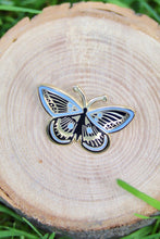 Load image into Gallery viewer, Butterfly Enamel Pin - Tigertree