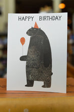 Load image into Gallery viewer, party bear card