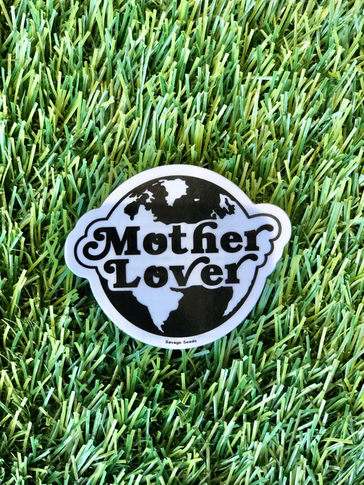 Mother Lover Sticker - Tigertree