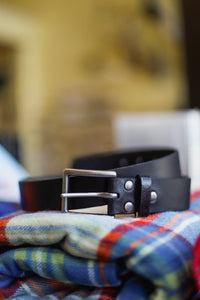 Square Buckle Belt - Tigertree