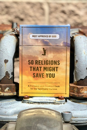 50 Religions That Might Save You Deck