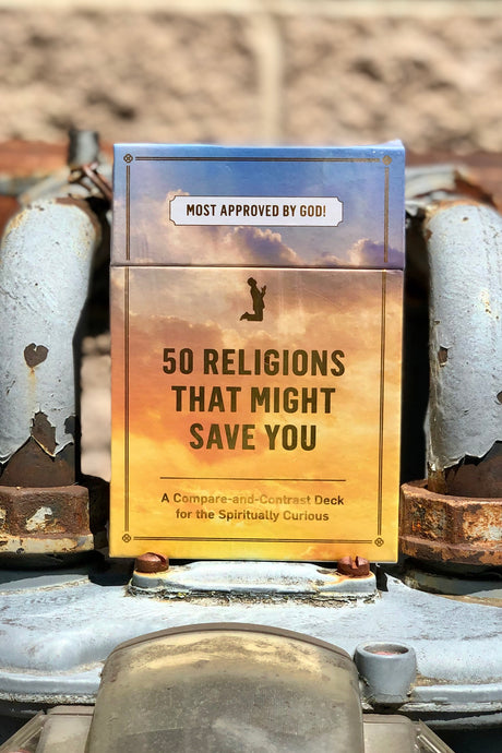 50 Religions That Might Save You Deck - Tigertree