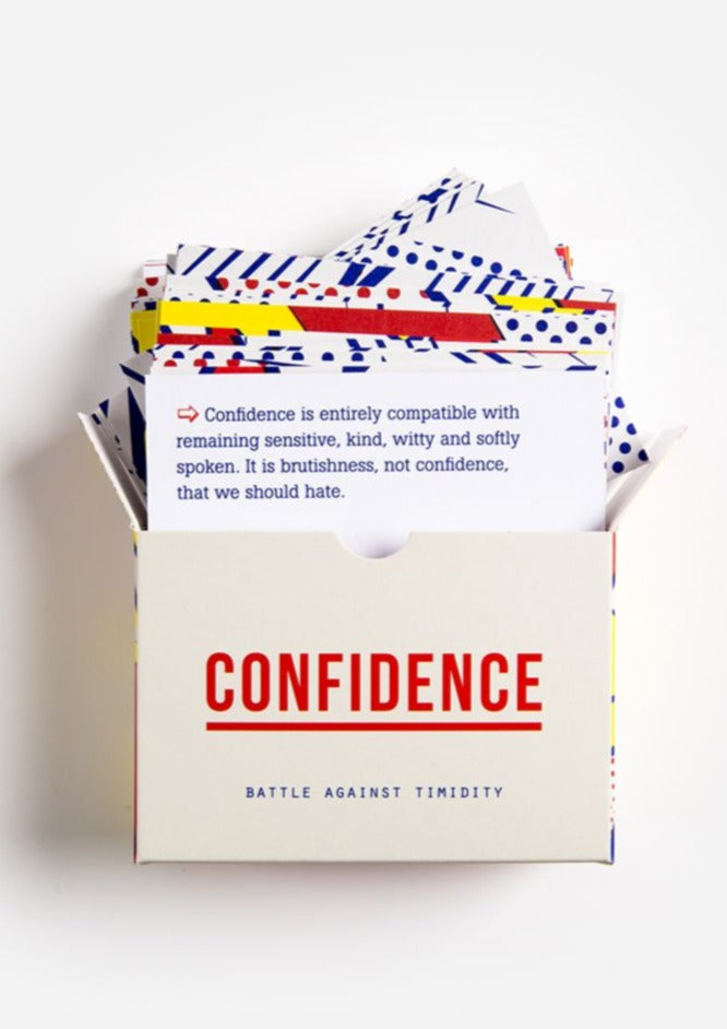 Confidence Card Set - Tigertree