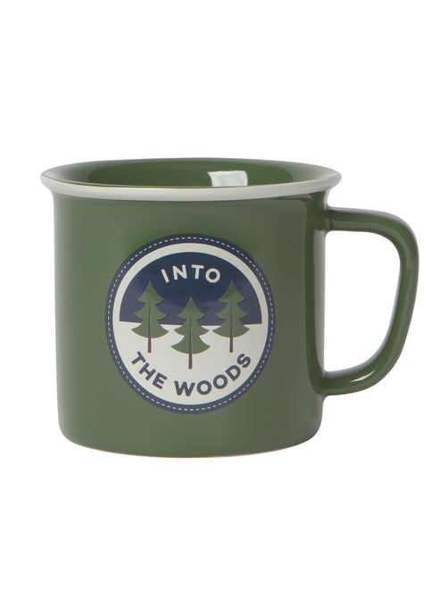 Into The Woods Heritage Mug - Tigertree