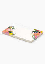 Load image into Gallery viewer, Juliet Rose Notepad - Tigertree