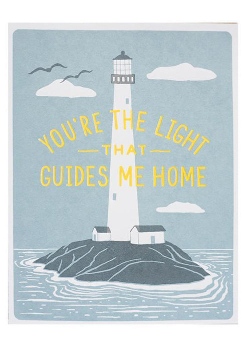 You're The Light That Guides Me Home - Tigertree