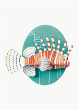 Load image into Gallery viewer, 3D Lionfish Kit - Tigertree
