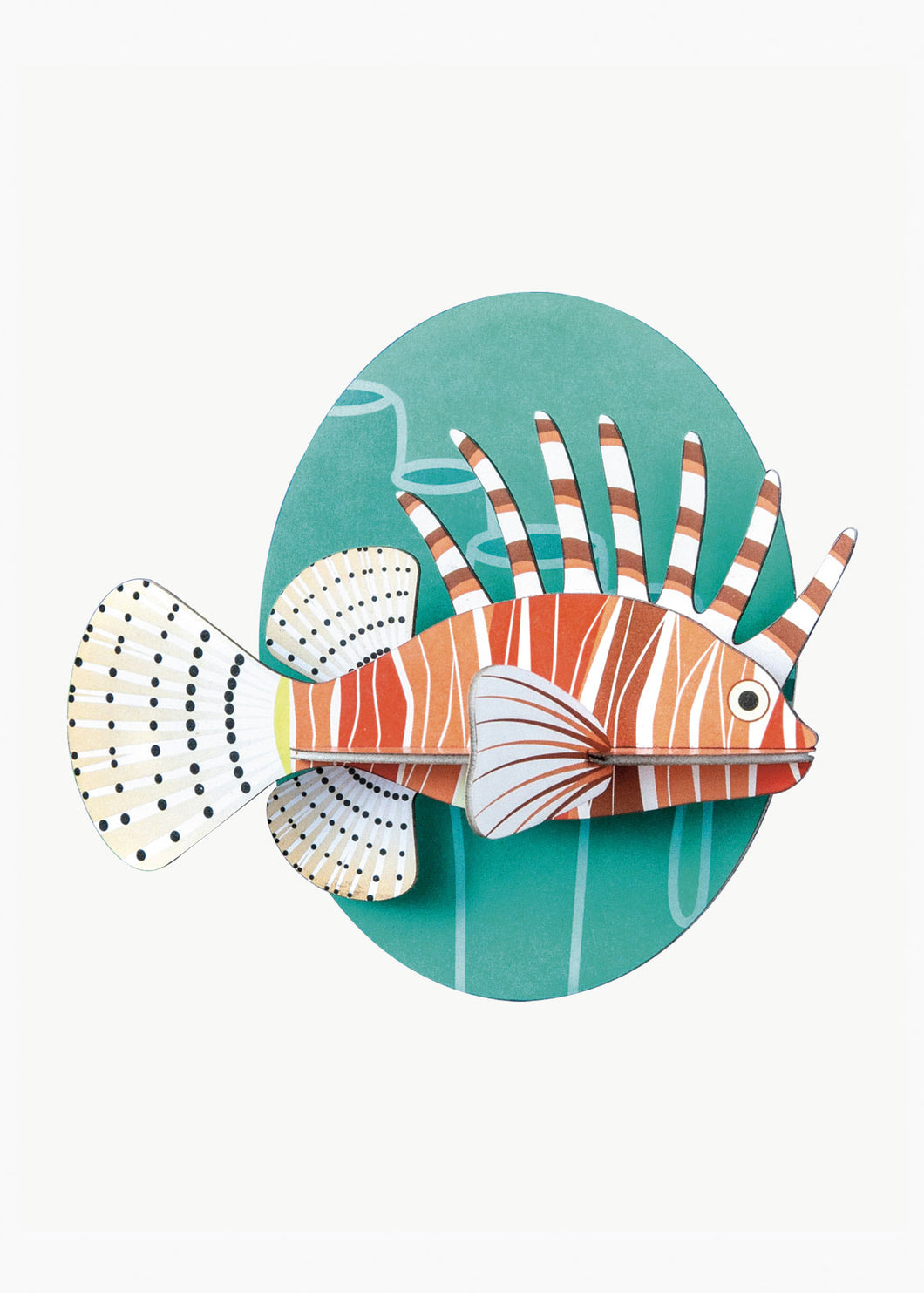 3D Lionfish Kit - Tigertree