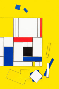 Make Your Own Mondrian - Tigertree