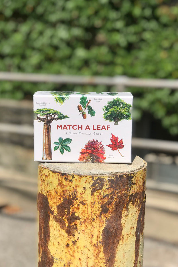 Match a Leaf - Tigertree