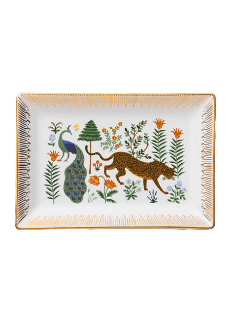 Menagerie Catchall Tray - Tigertree