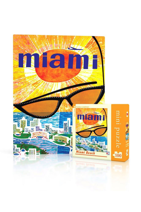 Miami Beach Mini Puzzle - Tigertree
