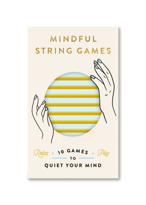 Mindful String Games - Tigertree