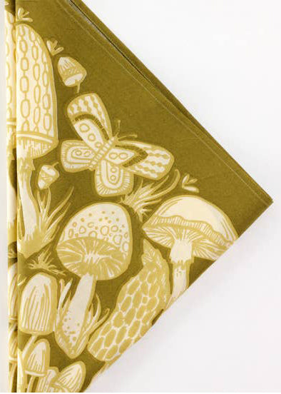 Mushrooms Bandana - Tigertree