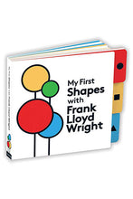 Load image into Gallery viewer, My First Shapes Frank Lloyd Wright Book - Tigertree
