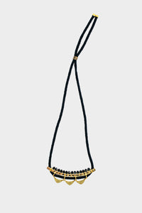 Malika Necklace Black - Tigertree
