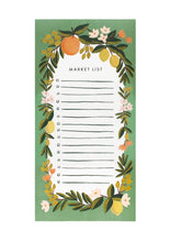 Load image into Gallery viewer, Citrus Floral Shopping Pad