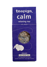 Load image into Gallery viewer, Organic Calm Relaxing Tea - Tigertree