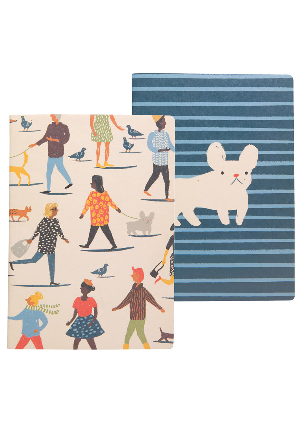 Notebook Set People Person