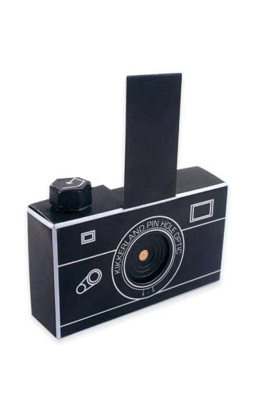 Pinhole Camera - Tigertree