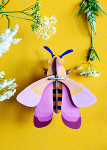 3D Pink Bee Kit - Tigertree