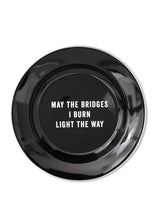 Load image into Gallery viewer, May The Bridges Enamel Plate - Tigertree