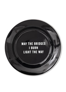 May The Bridges Enamel Plate - Tigertree