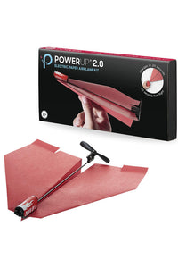2.0 Electric Paper Airplane Kit