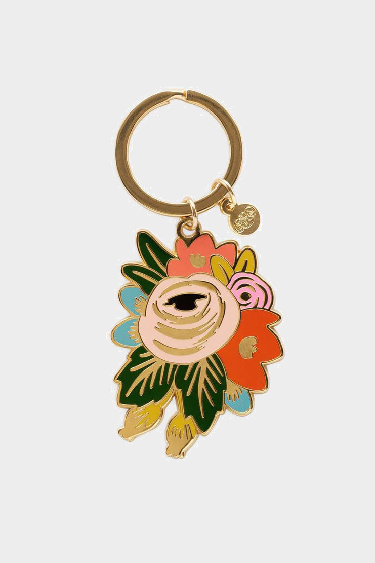 Rosa Keychain - Tigertree