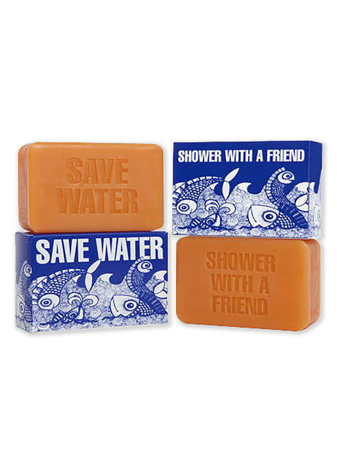Save Water/Shower with a Friend Soap - Tigertree